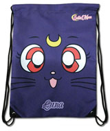 Sailor Moon Luna Drawstring Backpack