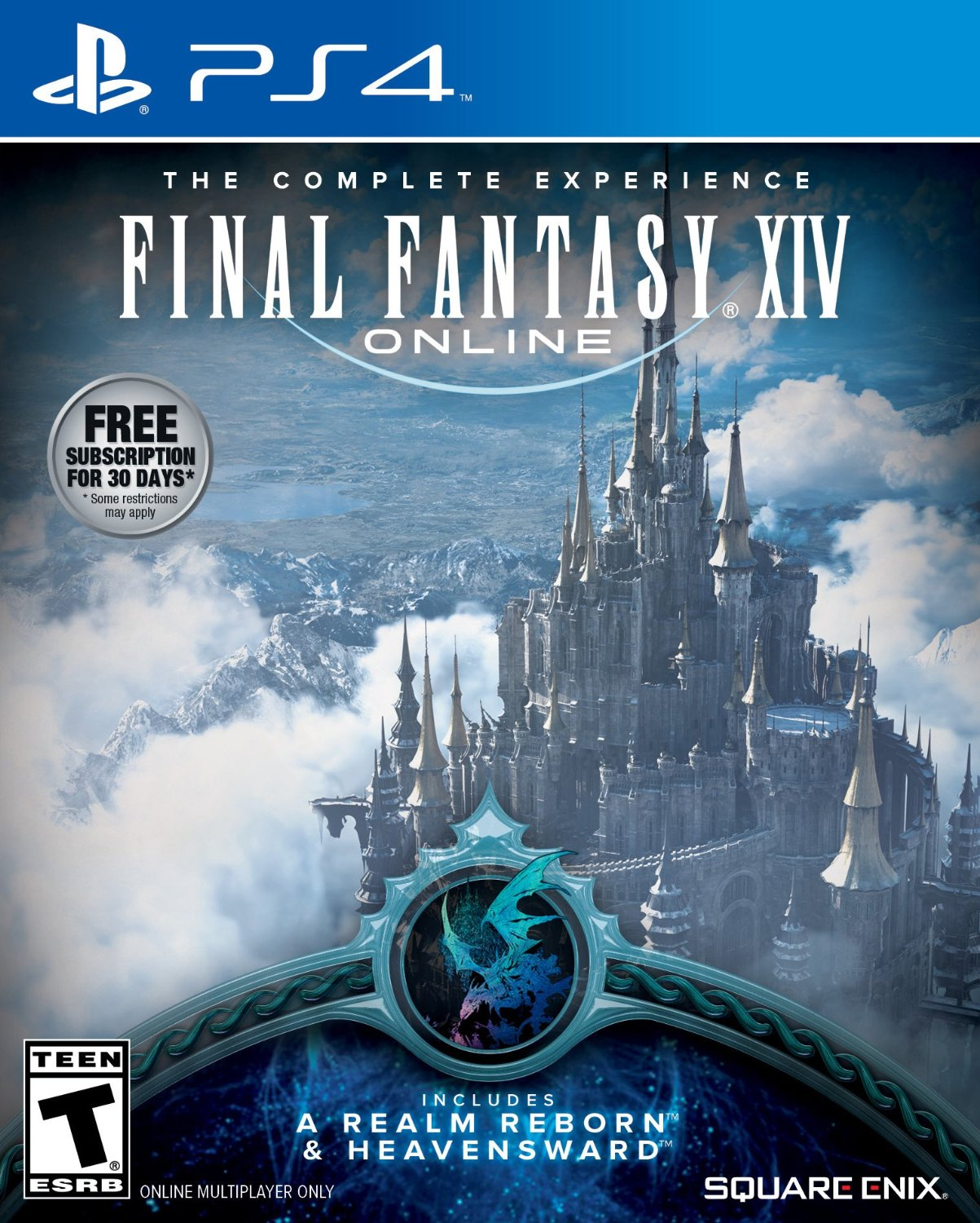 Final Fantasy XIV Online, The Complete Experience