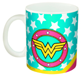 Wonder Woman 11.5oz Ceramic Mug