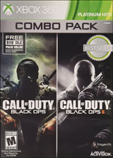 Call of Duty: Black Ops 1 & 2 Combo Pack
