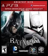 Batman: Arkham Asylum + Batman: Arkham City Dual Pack