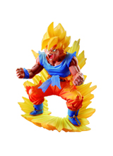 Dragon Ball Dracap Memorial 02 Super Saiyan Son Goku PVC Figure