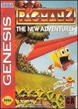 Pac-Man 2: New Adventures
