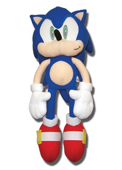 Sonic the Hedgehog Sonic 20 Inch Plush