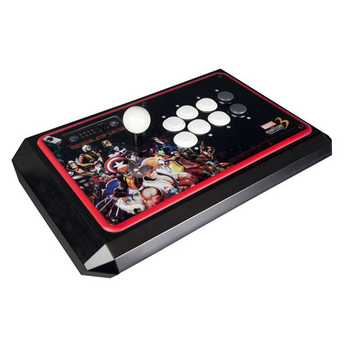 PS3 Marvel vs Capcom 3 Fate of Two Worlds Fightstick TE (MadCatz)