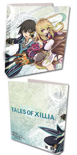 Tales of Xillia: Jude And Milla 1 1/2 Inch Binder