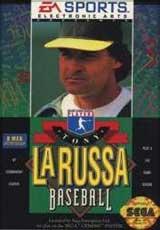Tony LaRussa Baseball