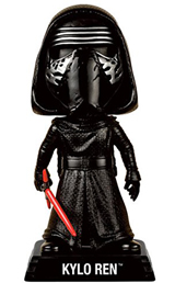 Star Wars EPS 7 Kylo Ren Wacky Wobbler