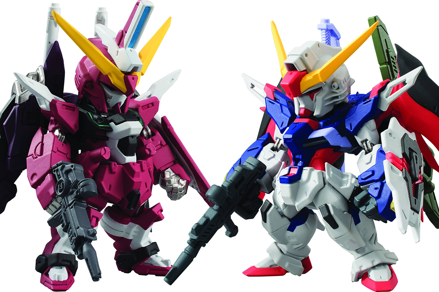 Fusion Works Gundam Converge SP-09 Model Set