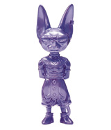 Dragon Ball Super Absolute Chogokin Beerus Mini Figure