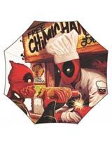 Marvel Deadpool Chimichanga Bottle Umbrella