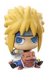 Naruto: Minato & Gamabunta Soft Vinyl Figure