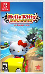 NSW Hello Kitty Kruisers Boxart