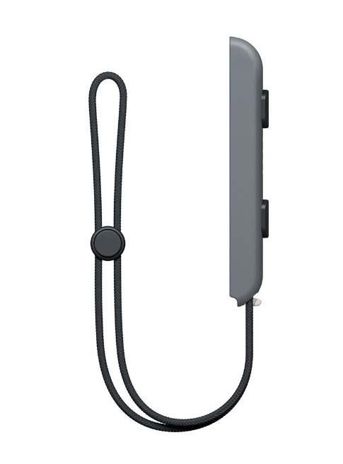 Nintendo Switch Joy-Con Gray Wrist Strap