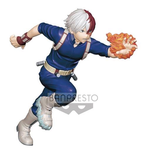 My Hero Academia Enter The Hero Todoroki 6 Inch Figure
