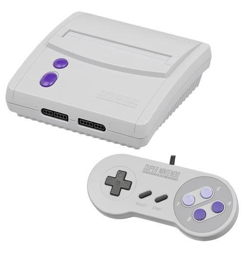 Super Nintendo Model 2 System Trade-in