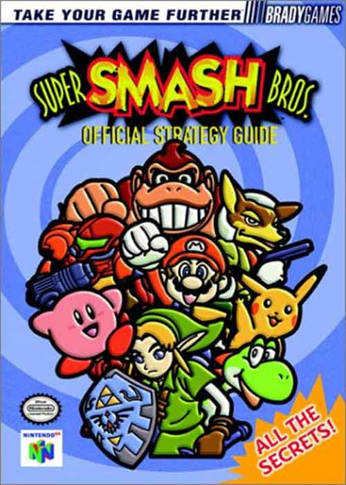 Super Smash Bros. Official Strategy Guide