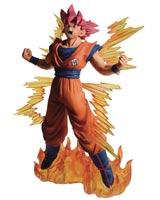 Dragon Ball Super Super Saiyan God Goku Ichiban Figure