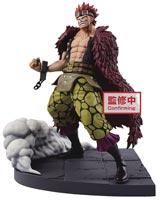 One Piece Log File Selection Worst Generation V2 Eustass Kid Figure