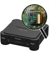3DO Panasonic FZ-1 Model RGB Mod Installation Service