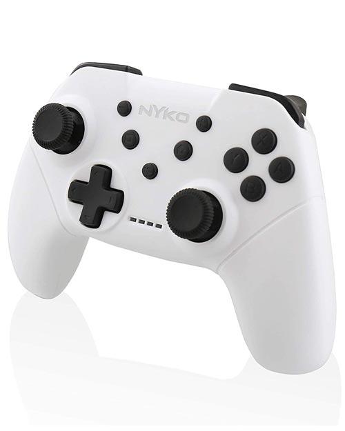 Nintendo Switch Mini Wireless Core Controller White Nyko