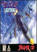 Blue Lightning Jaguar CD