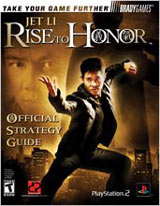 Rise to Honor Official Strategy Guide