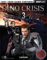 Dino Crisis 3 Official Strategy Guide
