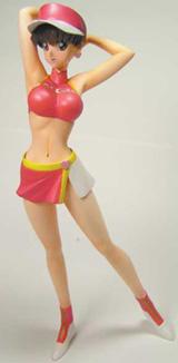 SRDX Cyber Formula: Race Queen Asuka Figure