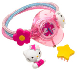 Hello Kitty Snap-On Charm Bracelet Watch