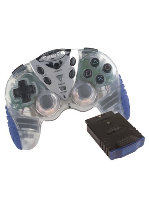 PS2 Lazer Wireless Controller by Intec