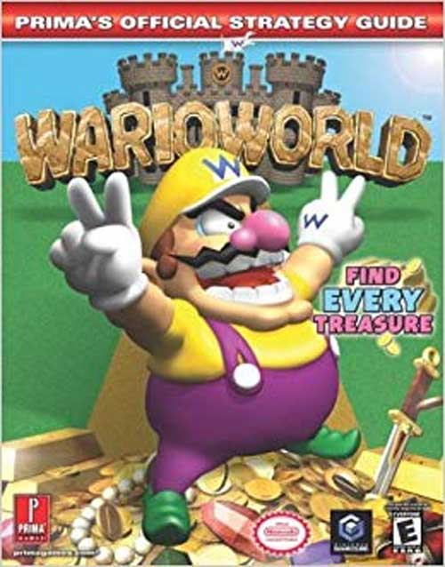 Wario World Prima's Official Strategy Guide