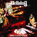 Hellsing 2006 Wall Calendar