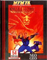 Ninja Commando Neo Geo AES