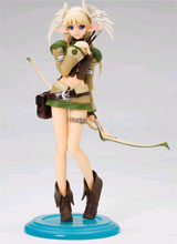 Shining Tears: Elwin PVC Figure