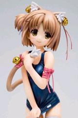 Yotsunoha: Nekomiya Nono 1/6th Scale Statue Neko-Mimi Sukumizu High Socks Style