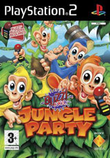 Buzz Junior Jungle Party (Game Only)