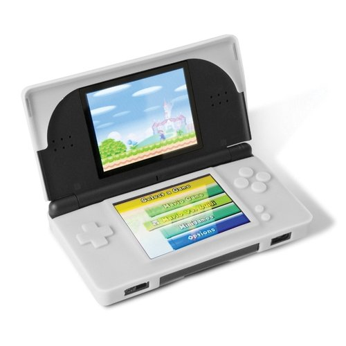 Nintendo DS Lite Silicone Sleeve Clear by CTA