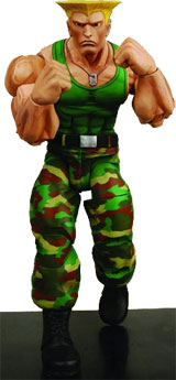 Street Fighter IV Guile 7