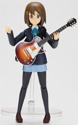 K-On! Yui Hirasawa Mobip PVC Figure