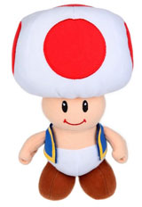 Super Mario Bros. 6-Inch Toad Plush