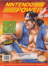 Nintendo Power Magazine Volume 62 Super Street Fighter II