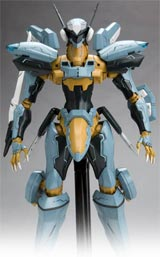 Zone of the Enders Jehuty HD Edition Plastic Model Kit