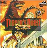 Dungeon Master Theron's Quest Super CD-ROM2