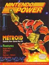 Nintendo Power Volume 31: Metroid