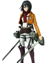 Attack on Titan: Mikasa Ackerman 12