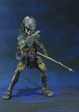 AVP Predator Wolf S.H. MonsterArts Action Figure