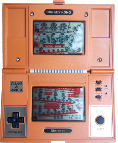Game & Watch Multi-Screen Series: Donkey Kong