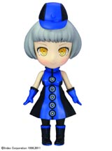 Persona 4 Arena: Elizabeth Nanorich Voice Collection Figure