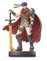 amiibo Ike Super Smash Bros